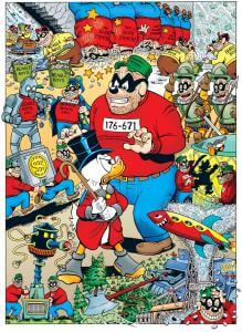 Thumbnail: 60th anniversary 07 Beagle Boys