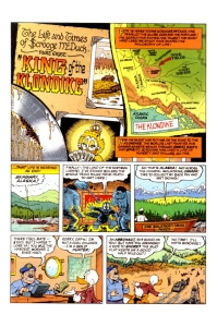 Thumbnail: Chapter 08 - King of the Klondike first page