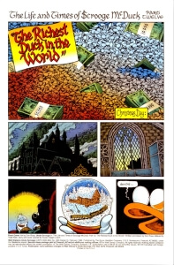 Thumbnail: Chapter 12 - The Richest Duck in the World first page