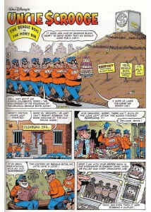 Thumbnail: The Beagle Boys Vs. The Money Bin first page